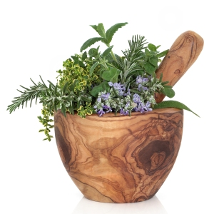 bigstock_Herb_Leaf_Selection_10402466